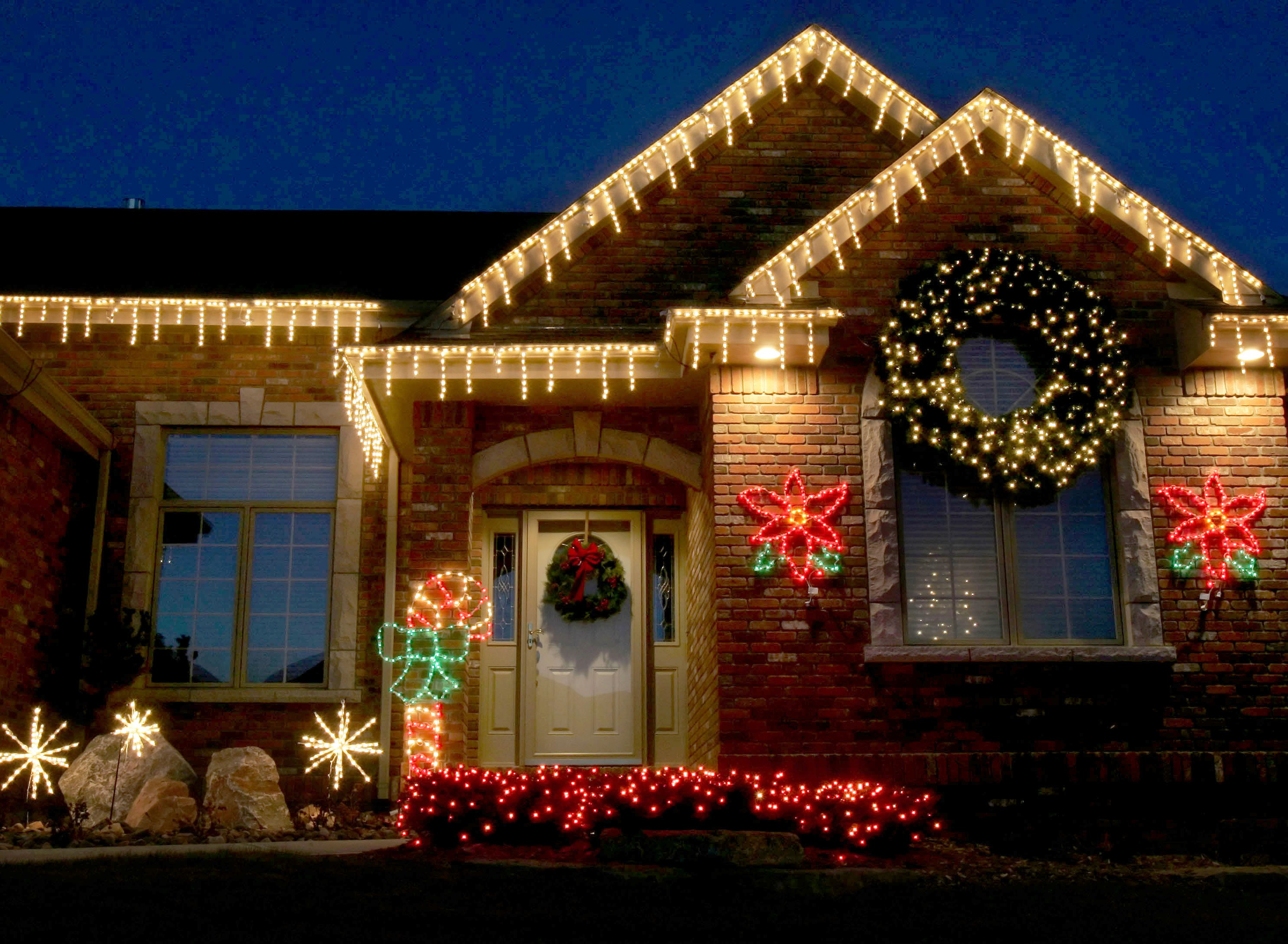 Holiday Lighting Christmas For Your Home